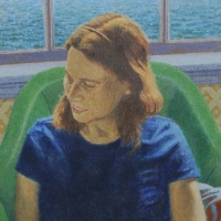 Portrait of Kenner Myers 2012 <br> Private collection