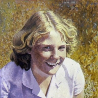 Portrait of Sandy Peterson <br> Private collection