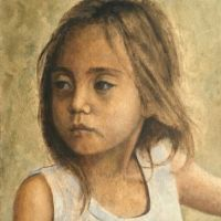Portrait of Jaidyn <br> Private collection
